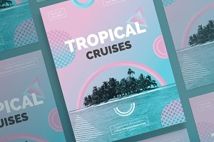 Posters | Tropical Cruises