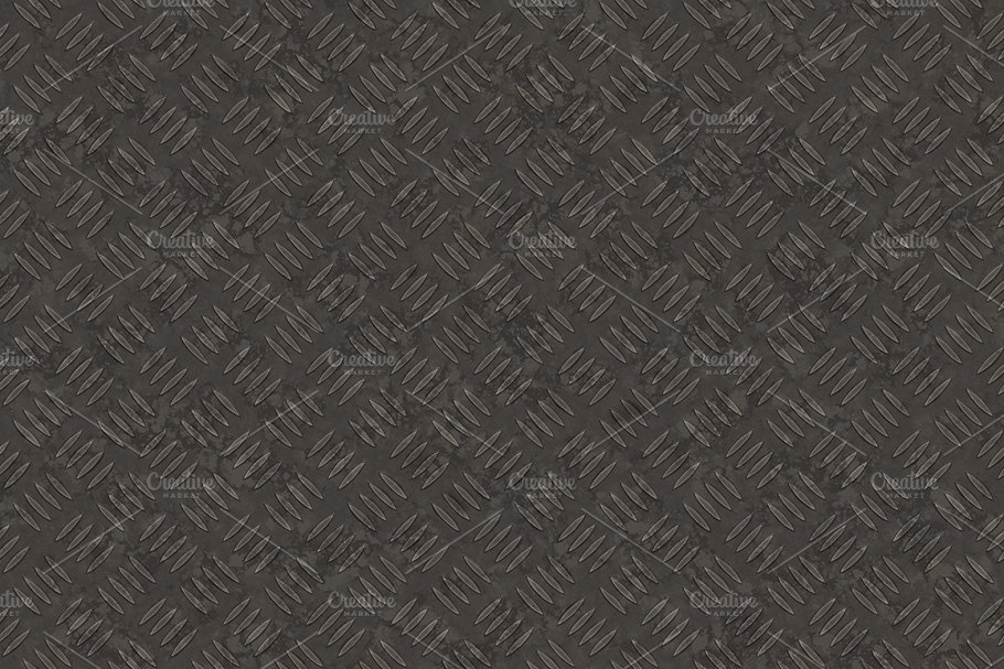 20 Diamond Plate Background Textures in Textures - product preview 19