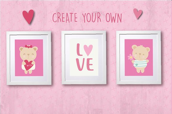 Bear Hugs in Objects - product preview 2