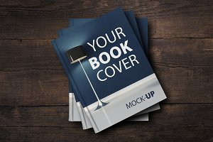 Sale - Book Cover Mockup