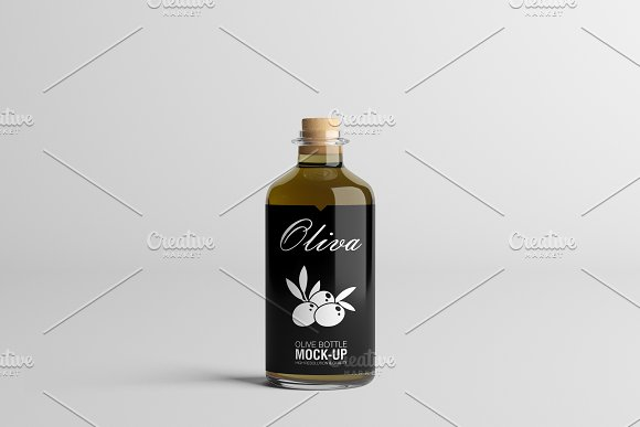 [-33%] Oil Package Mock-Up Bundle #2 in Product Mockups - product preview 10