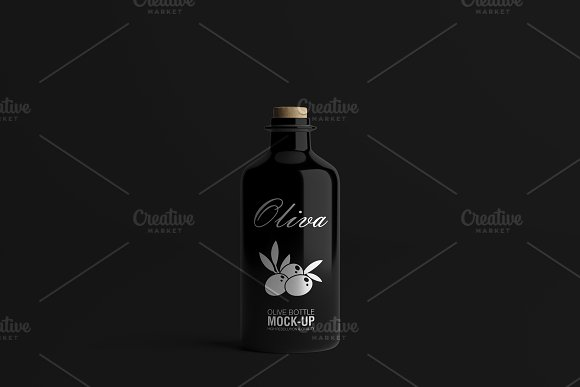 [-33%] Oil Package Mock-Up Bundle #2 in Product Mockups - product preview 11
