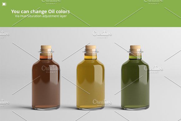 [-33%] Oil Package Mock-Up Bundle #2 in Product Mockups - product preview 18