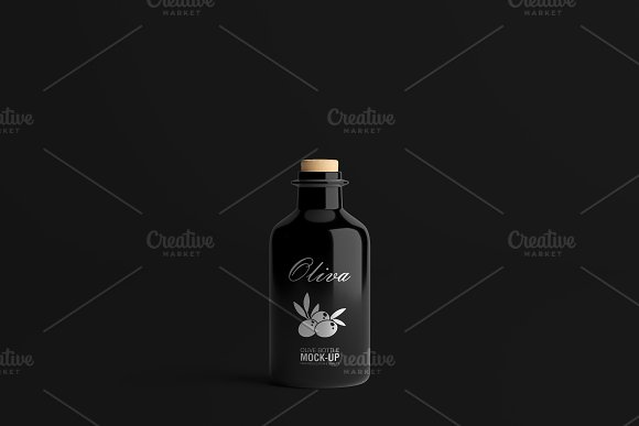 [-33%] Oil Package Mock-Up Bundle #2 in Product Mockups - product preview 23