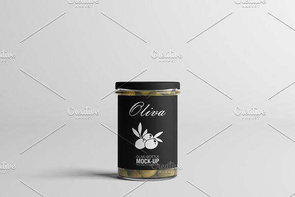 [-33%] Oil Package Mock-Up Bundle #2 in Product Mockups - product preview 36