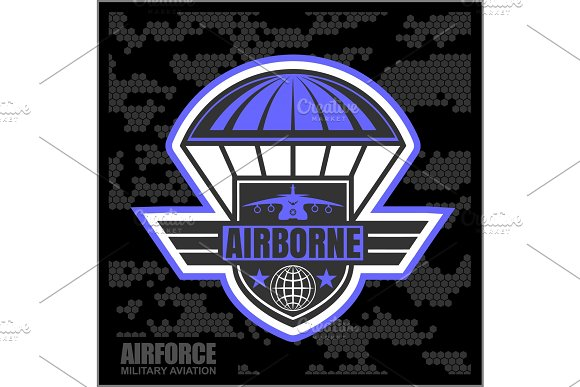 National Airborne Day in Illustrations