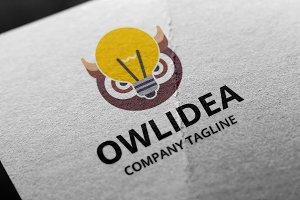 Owlidea Logo