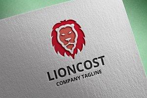 Lion Cost Logo