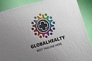 Global Healty Logo
