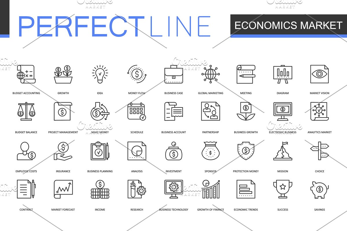 180 Perfect Line icons. in Safety Icons - product preview 2