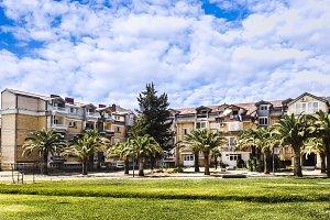 hotel house Budva