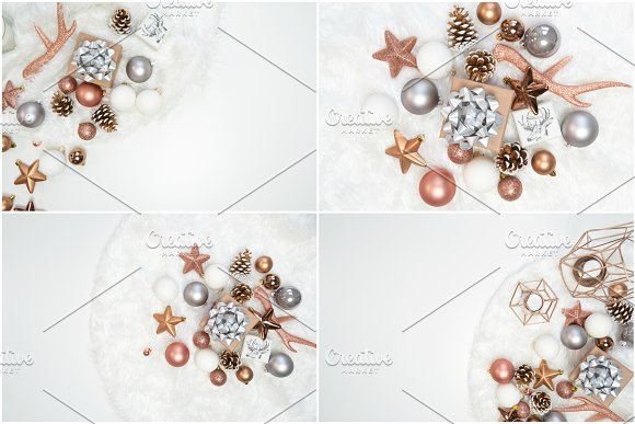 Christmas Styled Stock Photo Bundle in Product Mockups - product preview 2