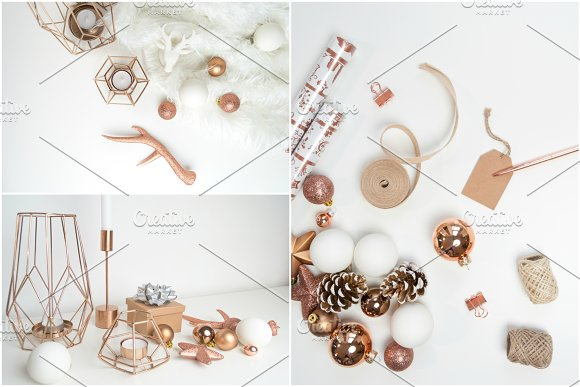 Christmas Styled Stock Photo Bundle in Product Mockups - product preview 5