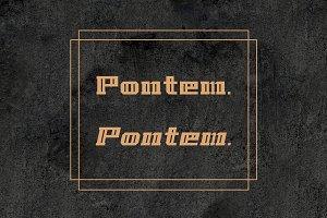 Pontem family-Bold*50% off