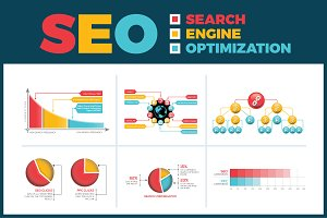 Search Engine Optimization Infograph