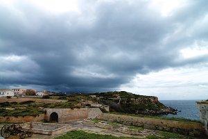 La Mola Fortaleza Isabel II