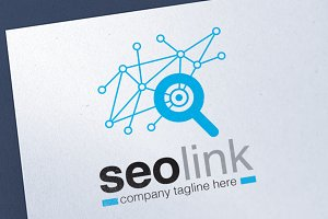 SEO-Search Engine Optimization Logo