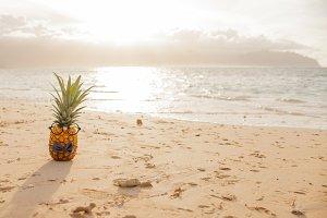 Funny Pineapple 3