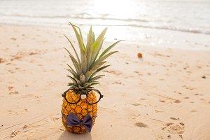 Funny Pineapple 2