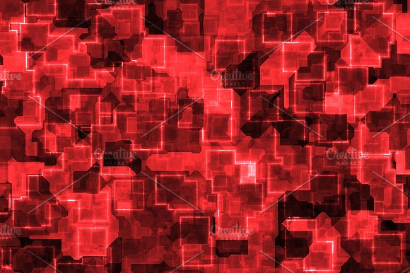 20 Cyber Square Lights Backgrounds in Textures - product preview 15