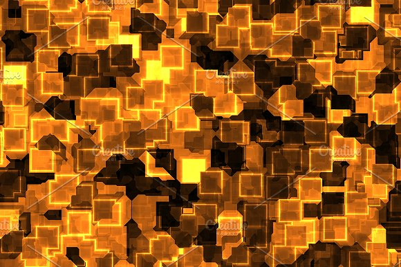 20 Cyber Square Lights Backgrounds in Textures - product preview 16