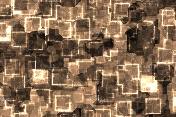 20 Cyber Square Lights Backgrounds in Textures - product preview 18