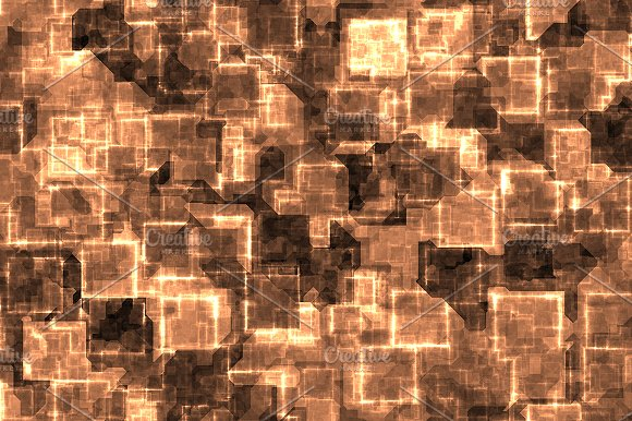 20 Cyber Square Lights Backgrounds in Textures - product preview 20