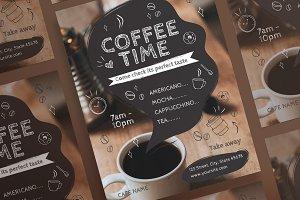 Posters | Coffee Time