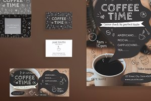Print Pack | Coffee Time