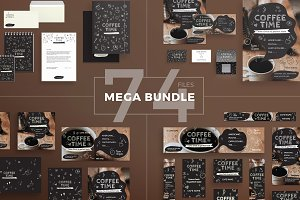 Mega Bundle | Coffee Time