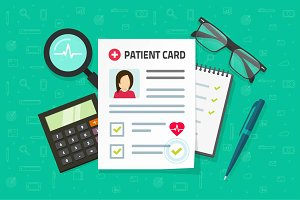 Patient card & Medical Research