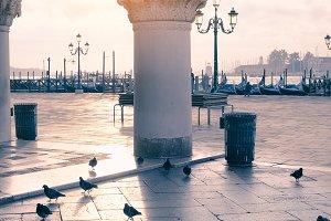 Venice sunny morning