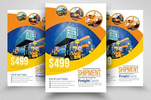 Carry Your Load Freight Flyer