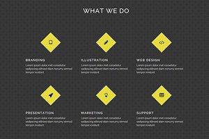 Pika - Creative Agency Portfolio