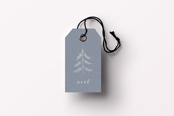 Nordic Christmas Illustrations in Illustrations - product preview 4