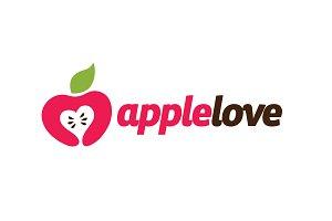 Apple Love Logo