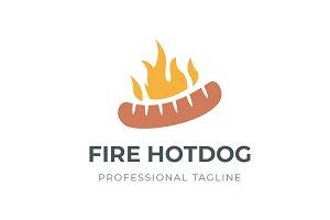 Fire Hotdog