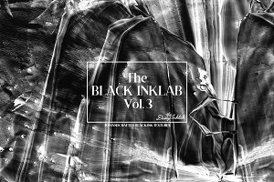 The Black Inklab Vol. 3