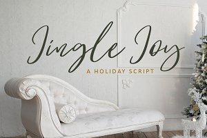 Jingle Joy Script Font