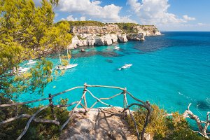 Balcony to mediterranean sea