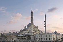 Blue mosque sunset.jpg