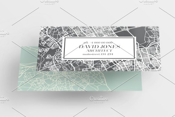 52 Hand Drawn Maps Set in Illustrations - product preview 4