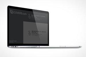 MacBook Retina Right Quarter View 2