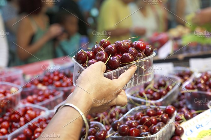 cherry market.jpg - Photos
