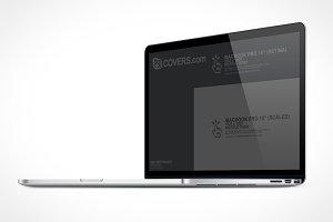 MacBook Retina Left Quarter View 2