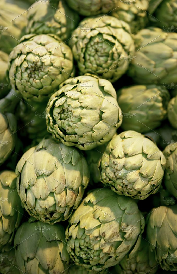 artichokes.jpg - Food & Drink