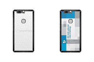 Huawei Honor V8 2d IMD Colored Case