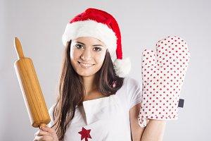 Christmas portraits.
