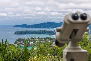 kata karon viewpoint Phuket