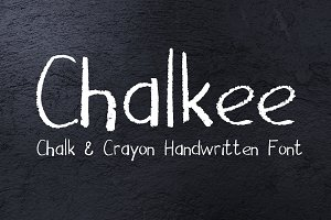 chalk pencil handwritten font script fonts creative market
